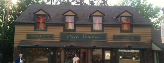 Pine Tavern is one of Lunch & Dinner.