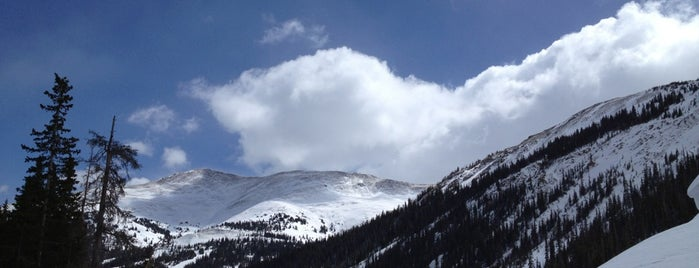 Loveland Basin is one of Colorado Ski Areas.