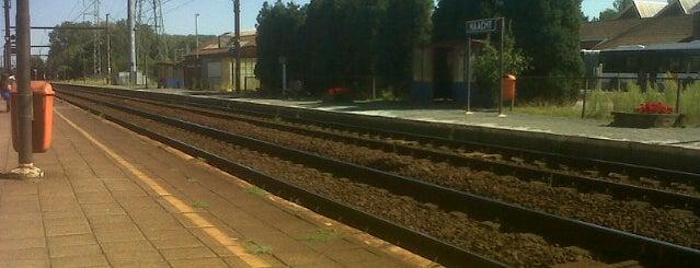 Station Haacht is one of Bijna alle treinstations in Vlaanderen.