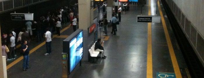 MetrôRio - Estação Central is one of Rodo Cotidiano.