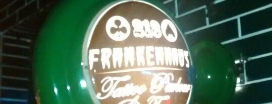 Frankenhaus Tavern is one of Levar o boy low carb.