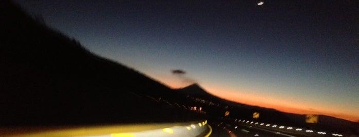 Autopista México - Cuernavaca is one of Donde he estado en mi bici.