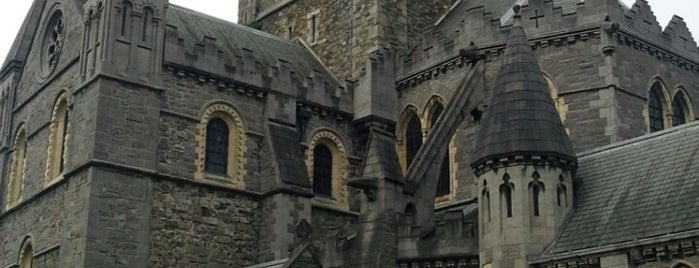 Christ Church Cathedral is one of Hans Zimmer — Irish Pub.