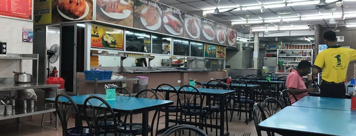 Kanna Curry House is one of Fave makan places in Klang.