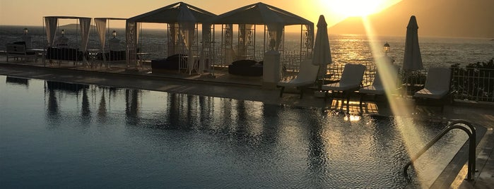 Lukka Exclusive Hotel Spa is one of Oteller.
