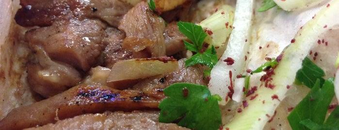 Şehzade Erzurum Cağ Kebabı is one of İstanbul Yeme&İçme Rehberi - 2.