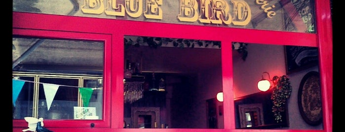 Blue Bird is one of Athens.