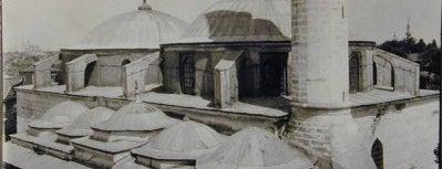 Haseki Sultan Camii is one of İstanbul'daki Mimar Sinan Eserleri.
