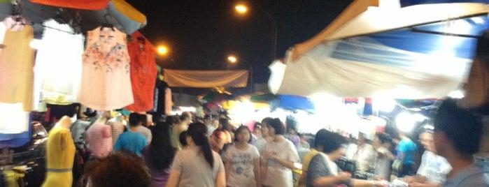 Pasar Malam Taman Midah is one of makan @ KL #16.