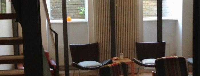 Godshot is one of Berlin's Best Coffee - 2013.