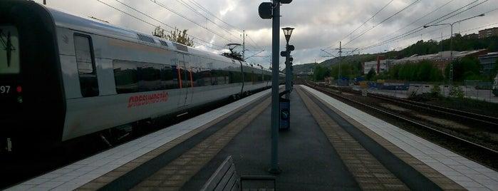 Mölndal Station is one of Tågstationer - Sverige.