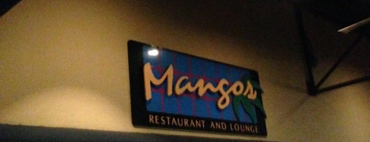 Mangos Restaurant & Lounge is one of Places I've ate at.