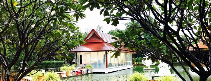 สวนอาหารบัวหลวง is one of Bkk - Lopburi Way.