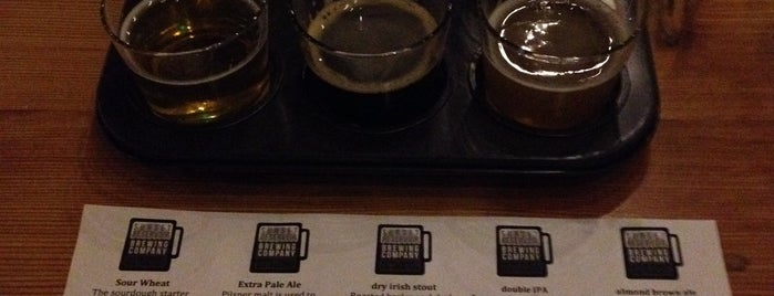 Sunset Reservoir Brewing Company is one of California Breweries 2.
