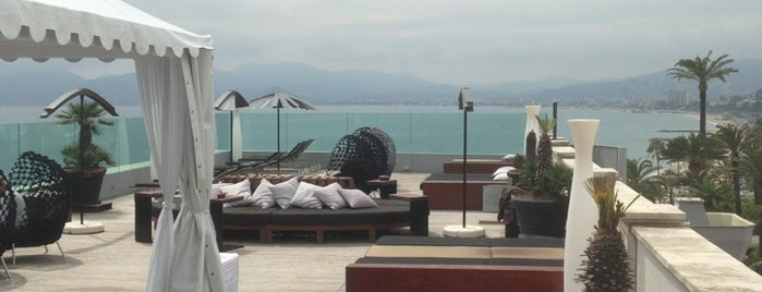Radisson Blu 1835 Hotel & Thalasso is one of Cannes - Must do.