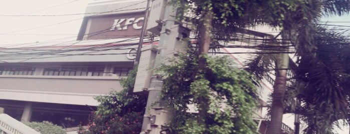 KFC is one of Restaurant/Foodcourt.