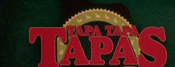 Tapas is one of En iyileri.