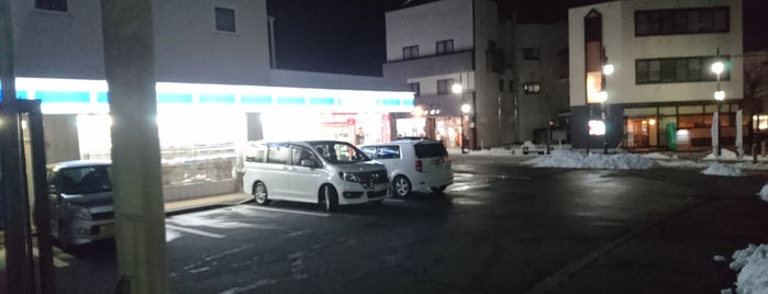 ローソン 岡谷中央一丁目店 is one of 201405_中山道.