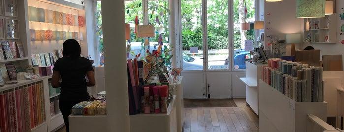 Adeline Klam is one of Les petites boutiques.