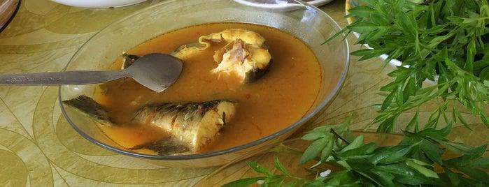 Selera Kampung Restaurant, Kg Telaga K. Berang is one of @Hulu Terengganu.