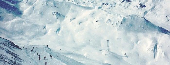 Greitspitz 2.872 m is one of ISCHGL.