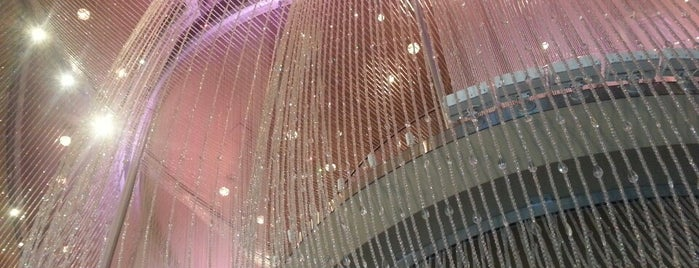 The Cosmopolitan of Las Vegas is one of Cosmopolitan VIP badge.