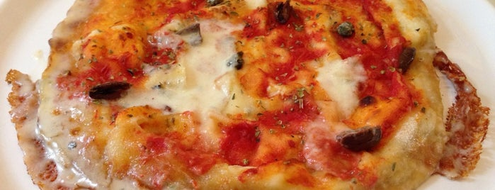 Pizzata is one of Graz.