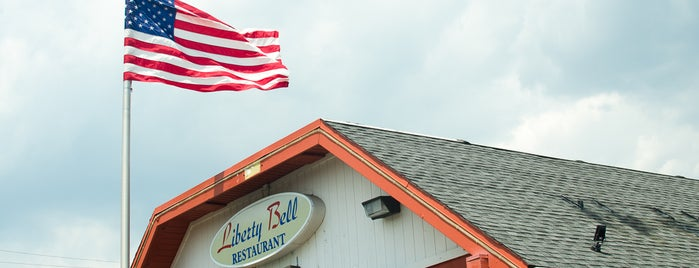 Liberty Bell Diner is one of The 15 Best Diners in Philadelphia.