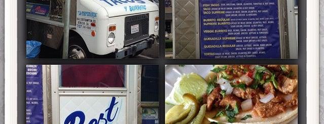 Tacos La Esperanza is one of Napa.