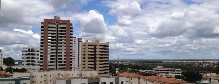 Vitória da Conquista is one of Cidades - Praias.