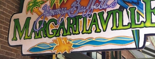 Margaritaville is one of OffBeat's favorite New Orleans music venues.