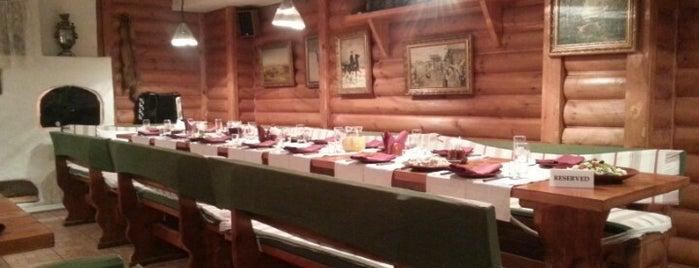 Охотничья Изба is one of Рестораны Спб.