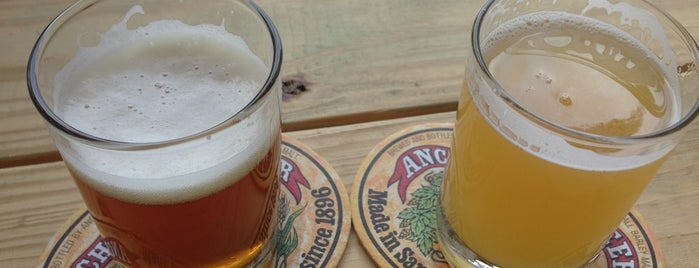 Frothy Beard Brewing Company is one of Charleston Beer.