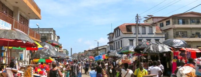 Freetown is one of Capital Cities of the World.
