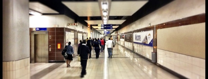 Gautrain Park Station is one of My Bucket List.