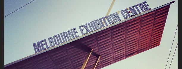 Melbourne Convention and Exhibition Centre is one of Open House Melbourne.