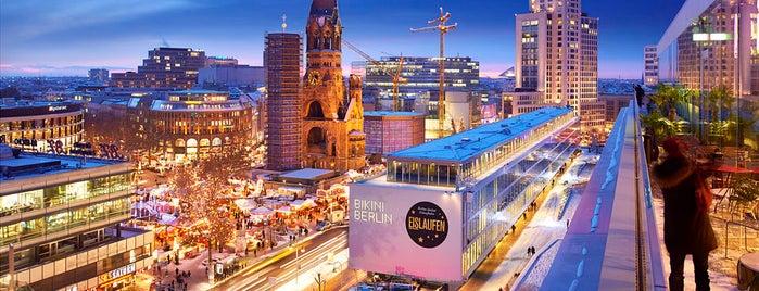 Bikini Berlin is one of Destination: Berlin.