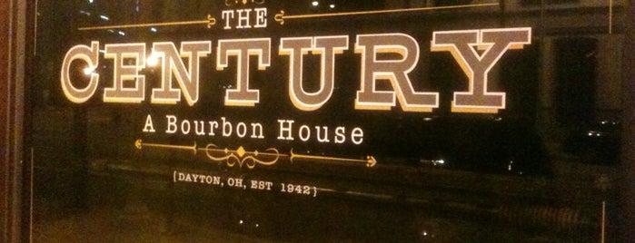 Century Bar is one of Welker Studio's Culture Class.