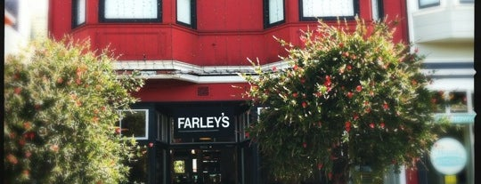 Farley's is one of Potrero Hill/East Mission Stuffz.