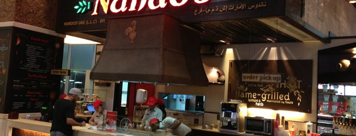 Nando's Asia | Middle East