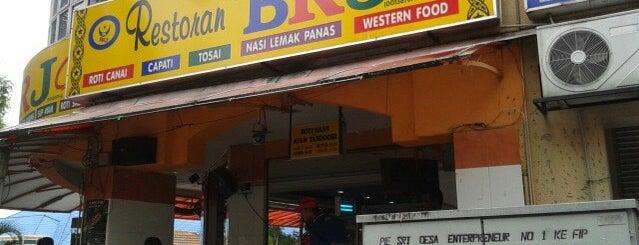 Restoran BRJ is one of Makan @ KL #1.