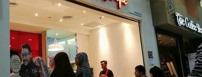Secret Recipe is one of jalan2 cari makan seksyen 13 shah alam.