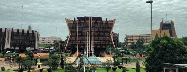 Yaoundé is one of World Capitals.