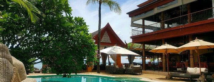 Zazen Boutique Resort & Spa is one of Thailand.