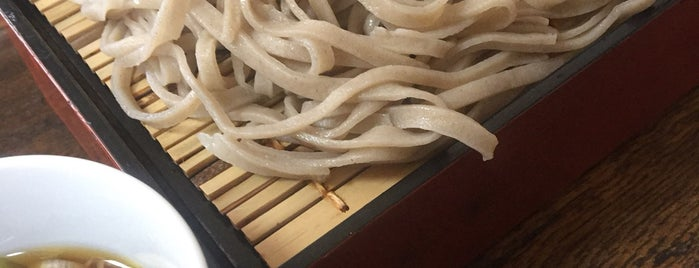 輿志美庵 is one of Ramen shop in Morioka.