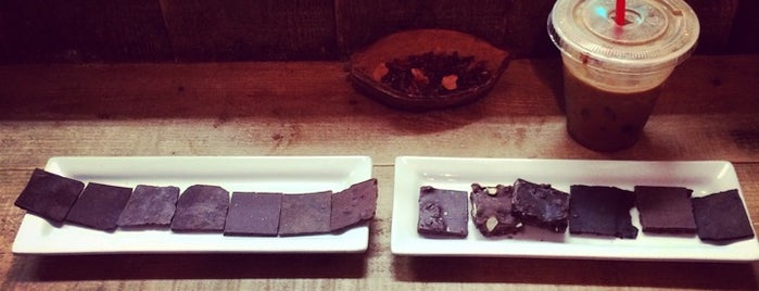 ChocoVivo is one of The 15 Best Places for Paleo Food in Los Angeles.