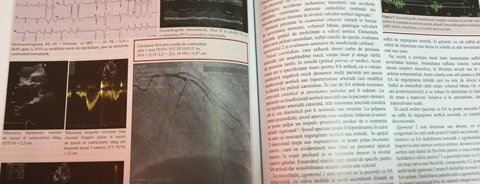 """Institutul de Urgenta pentru Boli Cardiovasculare """"Prof. Dr. C.C. Iliescu"""" is one of Favourite places."""