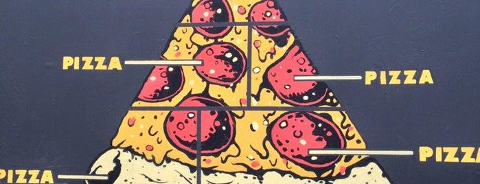 Sizzle Pie is one of Dan's Portland.
