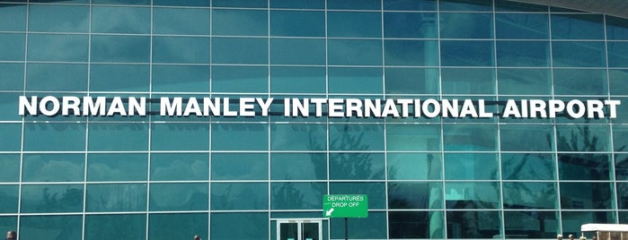 Norman Manley International Airport (KIN) is one of 4sq Cities! (Asia & Others).