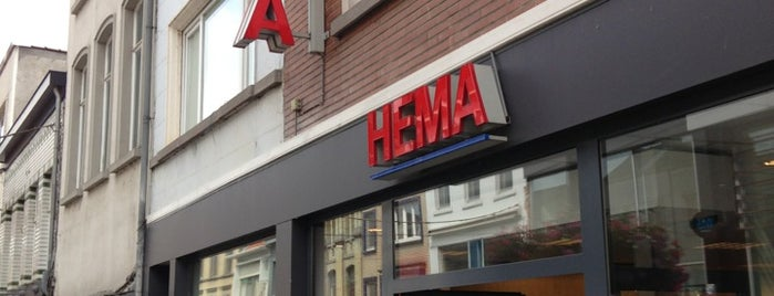 HEMA is one of Shopping.